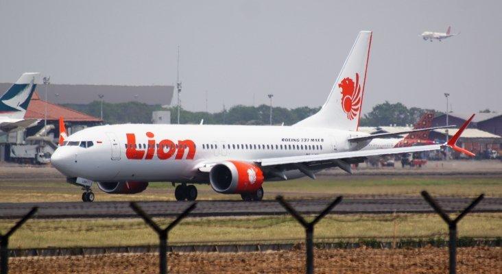 Lion Air Boeing 737 MAX8; @CGK 2018 (31333957778)