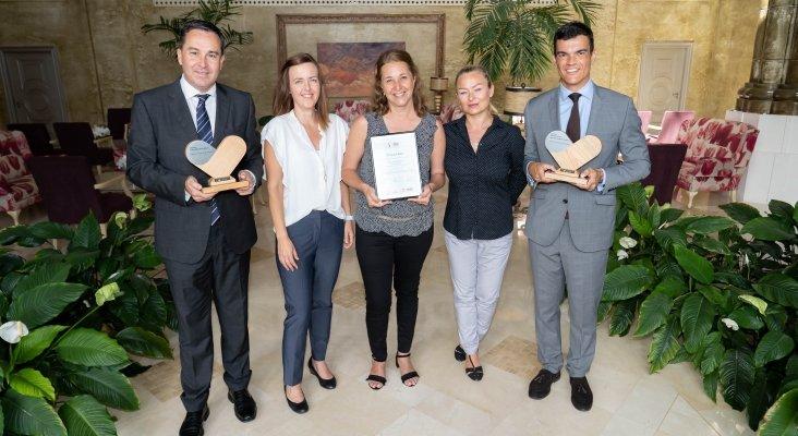 Thomas Cook otorga a Lopesan Hotel Group tres 'Sunny Heart'